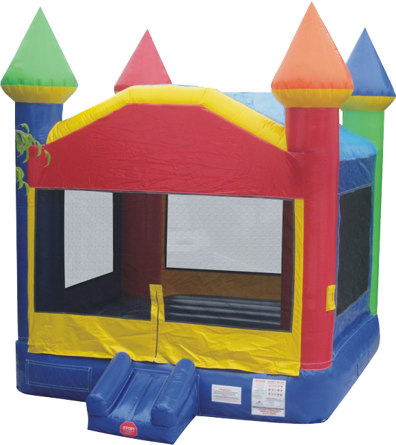 Regular Bounce House, perfect for any kids birthday party
