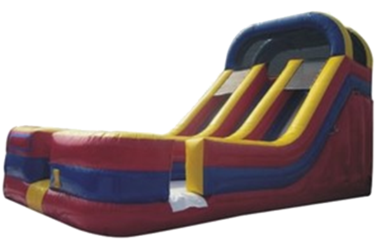 Double Slide Bouncer. The Best Bouncer for any Party!