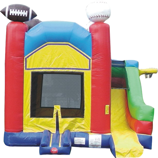 Slide Combo Bouncer Rental